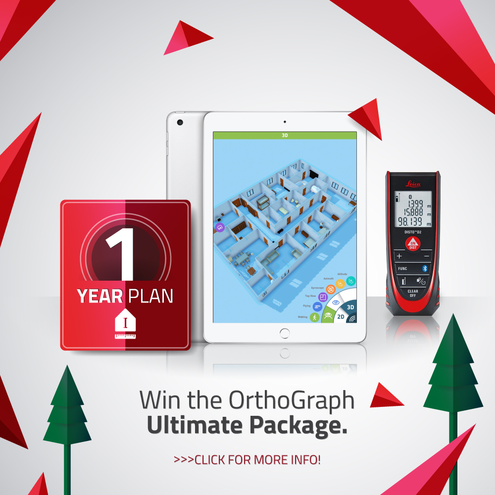 Win the OrthoGraph Ultimate Package