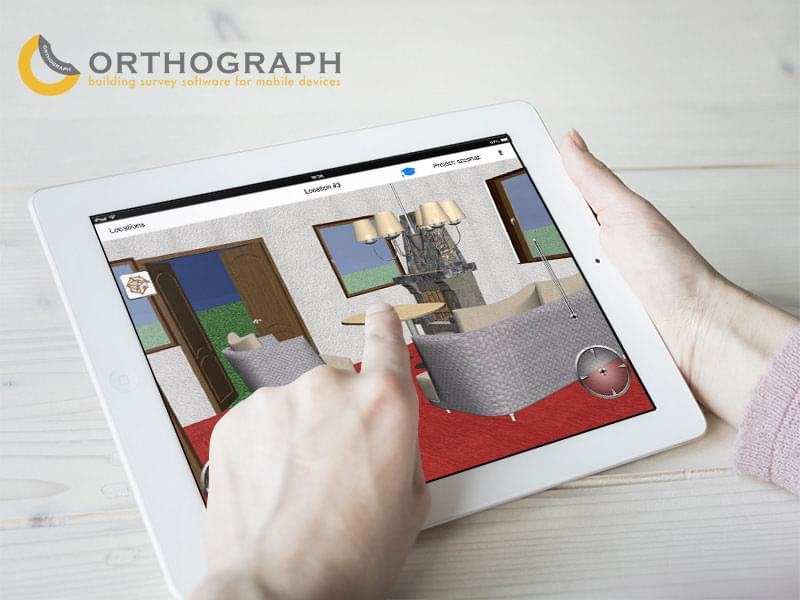 Sketch floorplan on ipad orthograph property survey architectural cad software use bim on ipad malvernweather Image collections